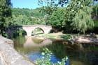 Farniente au bord de l'Aveyron