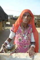 Femme du désert du Thar