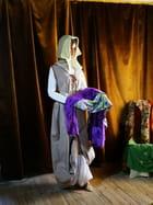 femme du Moyen Age