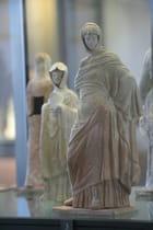 Femmes romaines voilées