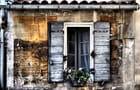 Fenêtre en Provence