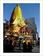 Festival hindouiste Ratha Yatra 2012