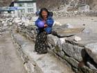 Fillette népalaise