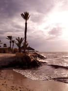 Fin de journée sur Djerba
