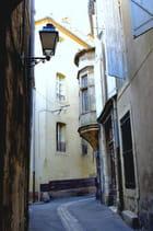 Flânerie dans les ruelles de Béziers