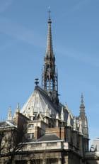 Flèche de la Sainte-Chapelle