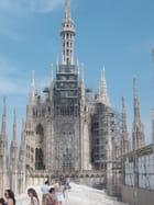 Flèche du Duomo di Milano