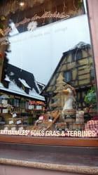 Foies gras et terrines