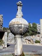 Fontaine à Mons