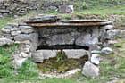 Fontaine aux chèvres