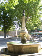 Fontaine d'Artignosc