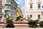 Fontaine de Diana 1907 - Syracuse