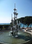 Fontaine de Guy Lartigue
