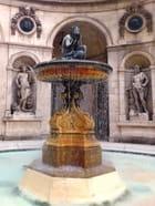 Fontaine de l'Hôtel de Ville de Lyon
