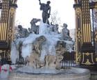 Fontaine de Neptune - place Stanislas