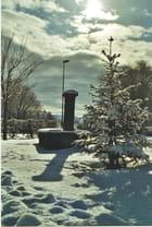 Fontaine des neiges