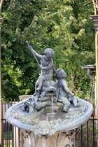 Fontaine (détail)