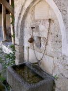 Fontaine monastère