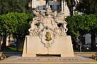 Fontaine - Porte de France