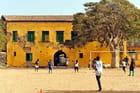 Football à Gorée