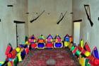Fort de Nakhl, salle de réception.