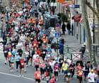 Foule du marathon