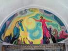 Fresque de Notre-Dame-de-Grâce