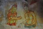Fresque des Demoiselles
