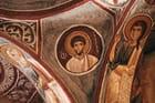 Fresque en Cappadoce