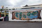 fresque sur les îles Mascareignes