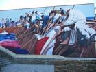 Fresques murales.