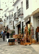 Frigiliana en Espagne