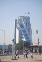 front de mer à Dubaï