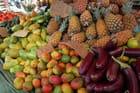 Fruits à l'étalage