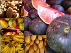 Fruits exotic