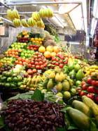 Fruits variés