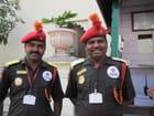 Gardes à Udaipur