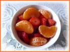 Gariguettes et mandarine Orri