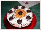 Gâteau maison pour un goûter de mamies