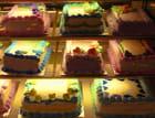 Gateaux d'anniversaire