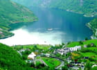 Geiranger en Norvège