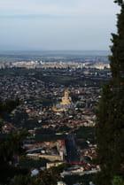 Géorgie, Tbilisi, Sameba