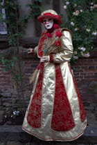 Gerberoy, costumes vénitiens
