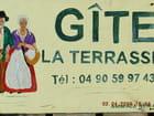 Gite La Terrasse Aureille