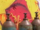 Graffitis explosifs