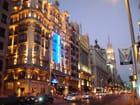 Gran Via, le Broadway madrilène