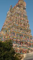 grand temple de madurai