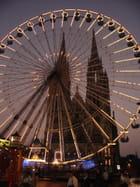 Grande roue à Ostende