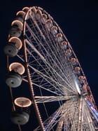 Grande roue de la foire du trône
