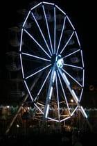 grande roue marche de noel
